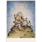 Hummel Postcard  - #HPCH5937  -  POSTCARD