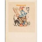 Hummel Postcard  - #HPCH657  -  POSTCARD