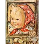 Hummel Postcard  - #HPCH696  -  POSTCARD