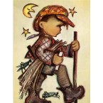 Hummel Postcard  - #HPCH697  -  POSTCARD