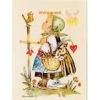 Hummel Postcard  - #HPCH699  -  POSTCARD