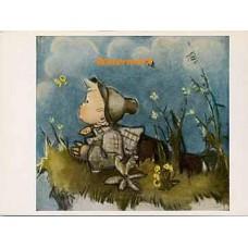 Hummel Postcard  - #HPCH805  -  POSTCARD