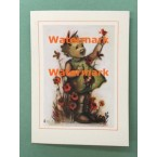 Hummel Note Card  - HNC8176  -  Note Card with Envelope