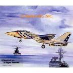 F-14 Navy  - #MOR308  -  PRINT