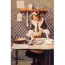The Dough Girl  - MOR403  -  PRINT