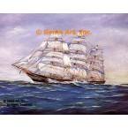 Ship  - #ZOR6  -  PRINT