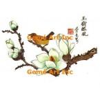 Butterfly & Flower  - #LOR2  -  PRINT