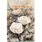 Roses  - #ROR607  -  PRINT