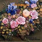 Victorian Fantasy  - ROR183  -  PRINT
