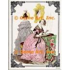 Victorian Scene  - #B-18  -  PRINT