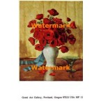 Red Bouquet  - #MPOR11  -  PRINT