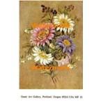 Flowers  - #MPOR13  -  PRINT