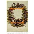 Flower Wreath  - #MPOR14  -  PRINT
