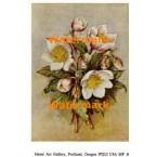 Flowers  - #MPOR16  -  PRINT