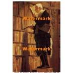 The Bookworm  - #MPOR45  -  PRINT