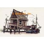 Dock  - #NOR13  -  PRINT