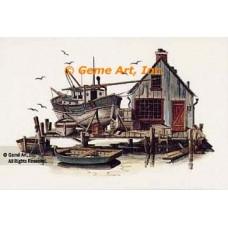 Dock  - #NOR14  -  PRINT