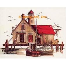Dock  - #NOR16  -  PRINT
