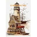 Lighthouse  - #NOR17  -  PRINT