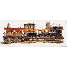 Train No. 3  - #NOR29  -  PRINT