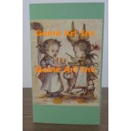 Birthday Cake Note Card  - #CardD1913  -  NOTE CARD