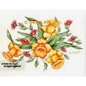 Daffodils  - #ZOR802  -  PRINT