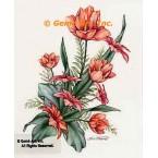 Flowers  - #ZOR808  -  PRINT
