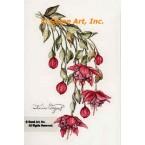 Fuchsia  - #ZOR811  -  PRINT