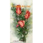 Roses  - #ZOR821  -  PRINT