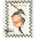 Peaches  - #ZOR847  -  PRINT