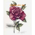 Rose  - #ZOR854  -  PRINT