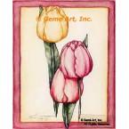 Tulip  - #ZOR855  -  PRINT
