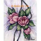 Flower  - #ZOR856  -  PRINT