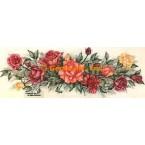 Rose Garland  - #ZOR868  -  PRINT