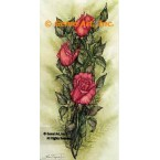 Roses  - #ZOR882  -  PRINT