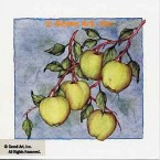 Apples  - #ZOR872  -  PRINT