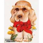 Puppy  - #JOR3  -  PRINT