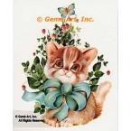 Kitten  - #JOR4  -  PRINT