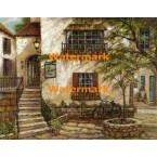La Maison Du Vin  - #XXKL11558  -  PRINT
