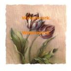 Tulip Bouquet  - #XXKP10002  -  PRINT
