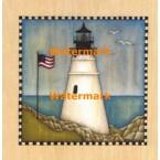 Lighthouse Cove III  - #XXKP10423  -  PRINT