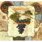 Wine Grapes I  - #XXKP11374  -  PRINT