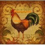Pollo Caliente II  - #XXKP11547  -  PRINT