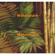 Bamboo And Palms II  - #XXKP12291  -  PRINT