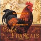 Cafe Francais  - #XXKP12516  -  PRINT