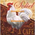 Soliel Cafe  - #XXKP12517  -  PRINT