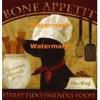 Bone Appetit  - #XXKP13400  -  PRINT