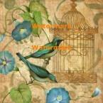 Spring's Song I  - #XXKP13568  -  PRINT