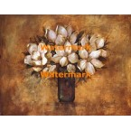 Antique Magnolia I  - #XXKL6429  -  PRINT