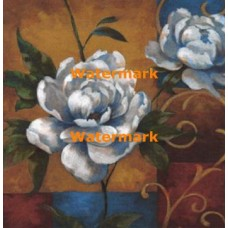 Floral Medley II  - #XXKP20513  -  PRINT